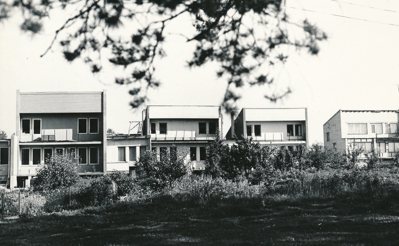 Photo, Viljandi Peetrimõisa individual rooms 1975