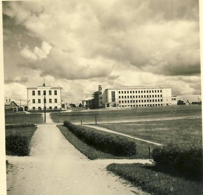 Rakvere Gymnasium and German Gymnasium.  duplicate photo