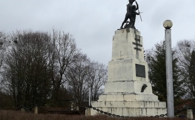 Rakvere, Remembrance of the War of Independence rephoto