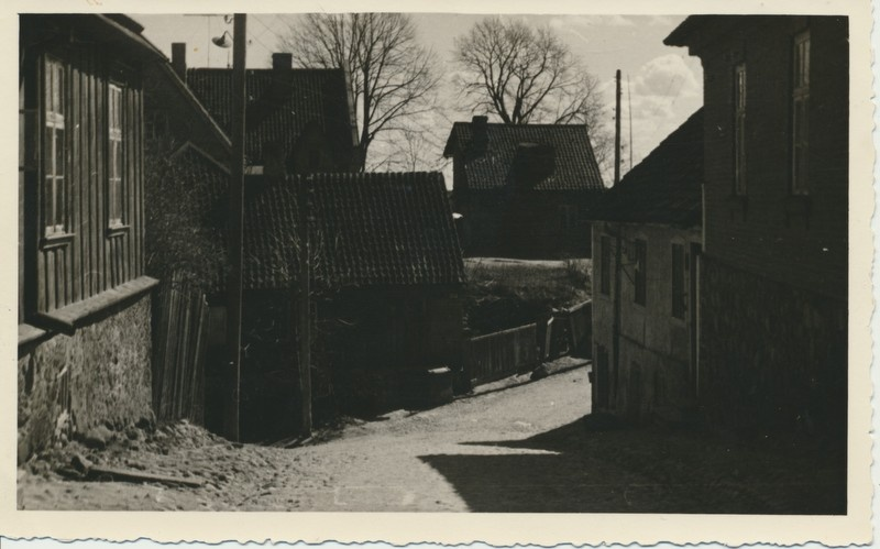 Photo, Viljandi, Oru tn 1960 f A.Kiisla