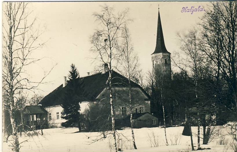 Haljala Church and Pastorates