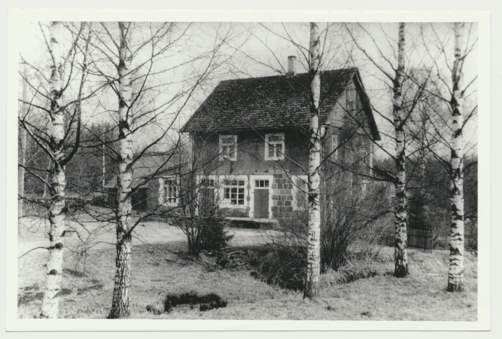 Photo, Viljandimaa, Tääksi meilreirei, 1993, photo L. Kadalipp