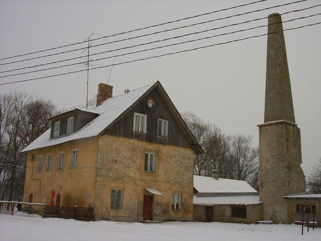 Koluvere Manor Wine Factory
