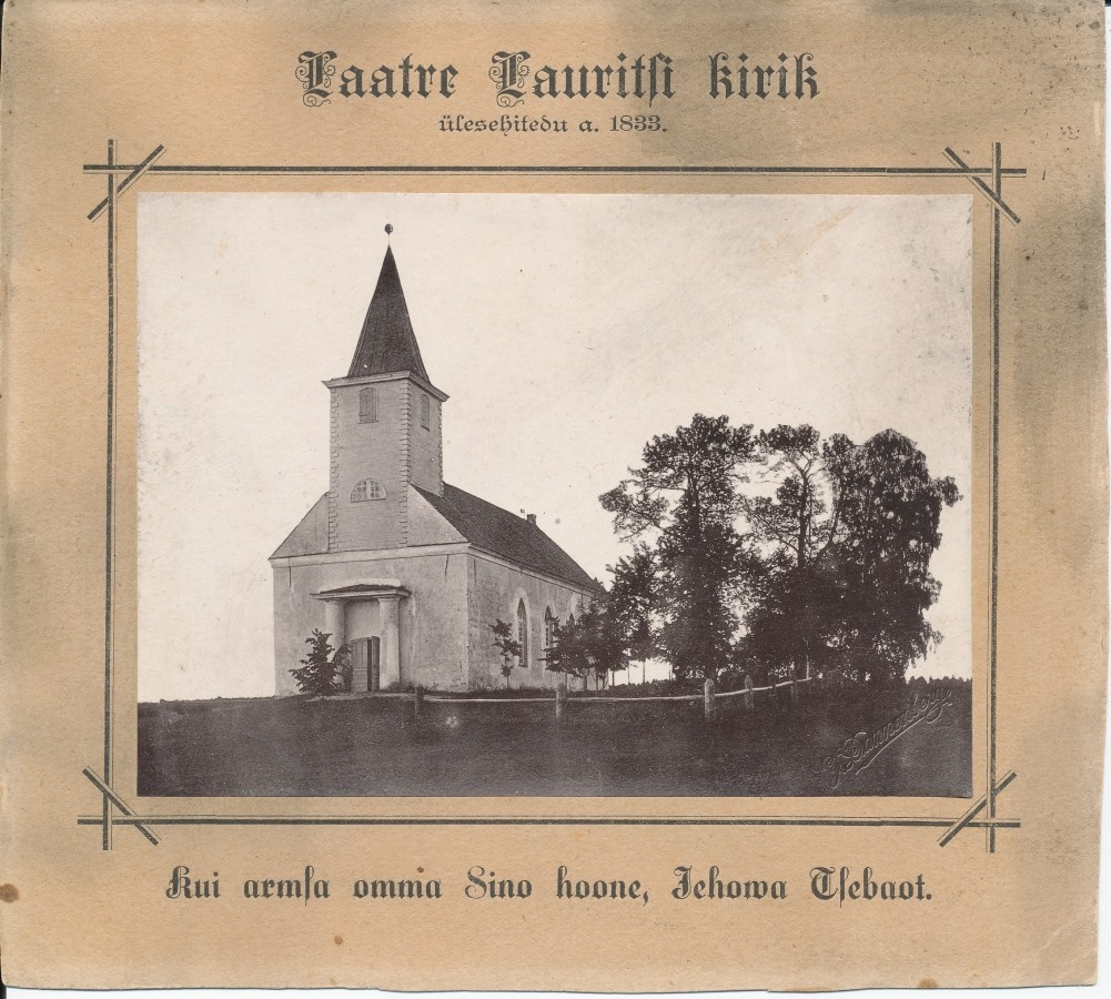 Laatre Laurentsiuse Church