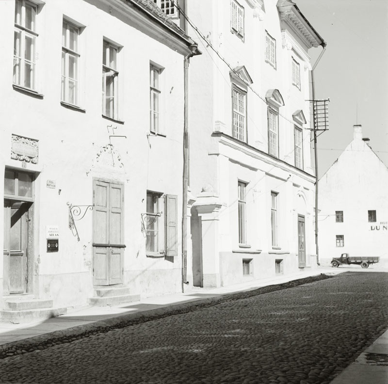 Narva, Old Town view
