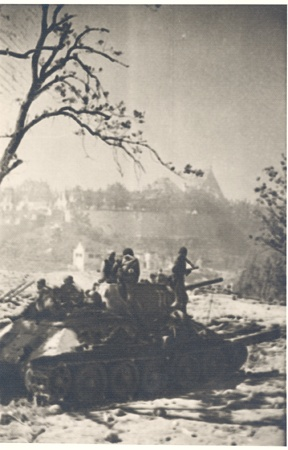 Events of World War II in Narva