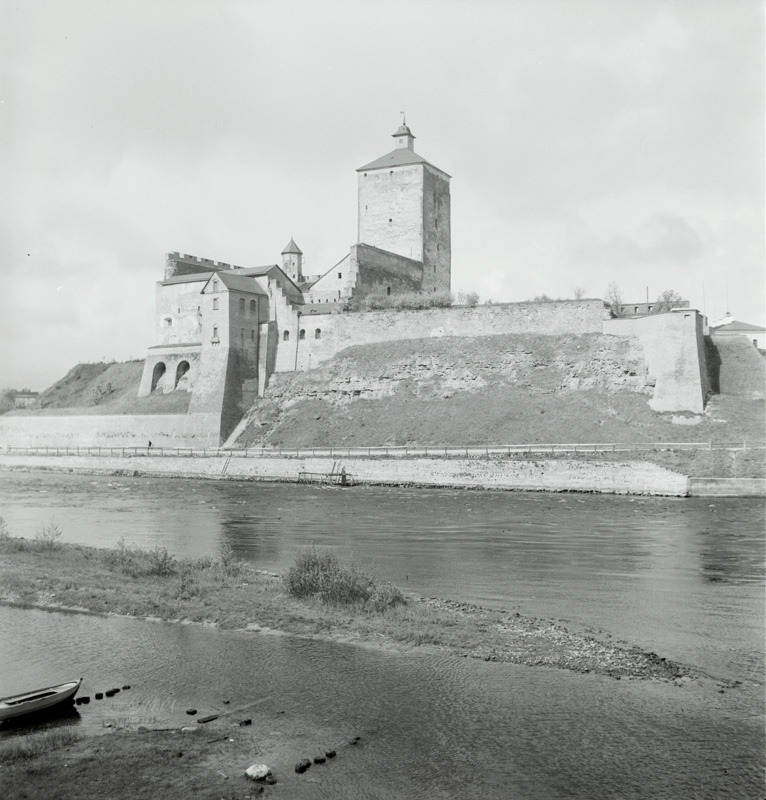 Narva, Hermann Fortress