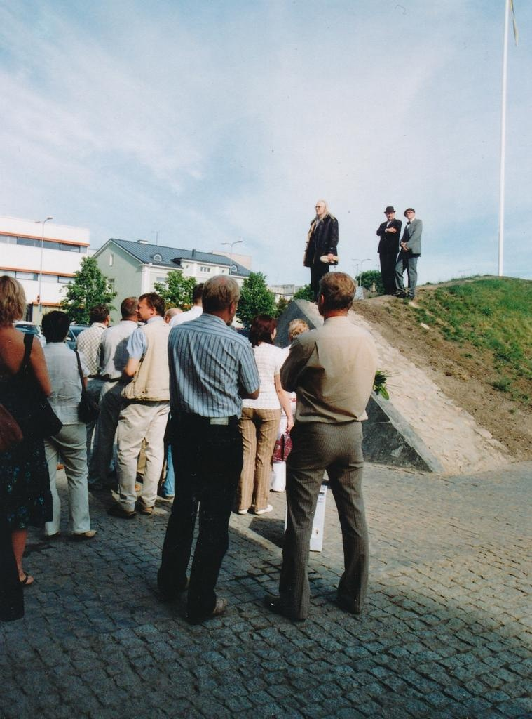 Rakvere, Opening of the Tammer Library