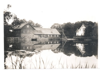 Palamuse mill  duplicate photo