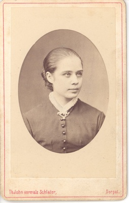 Haava, Anna 1884.a.  duplicate photo