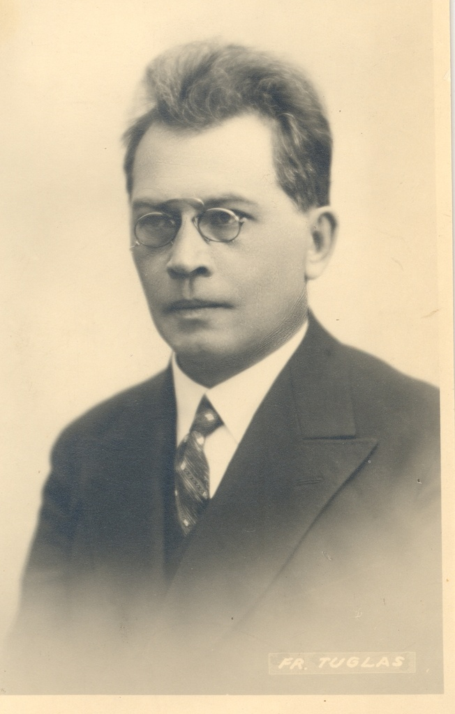 Friedebert Tuglas