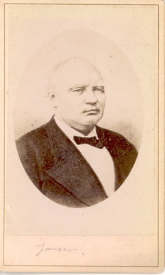 J. W. Jannsen  duplicate photo