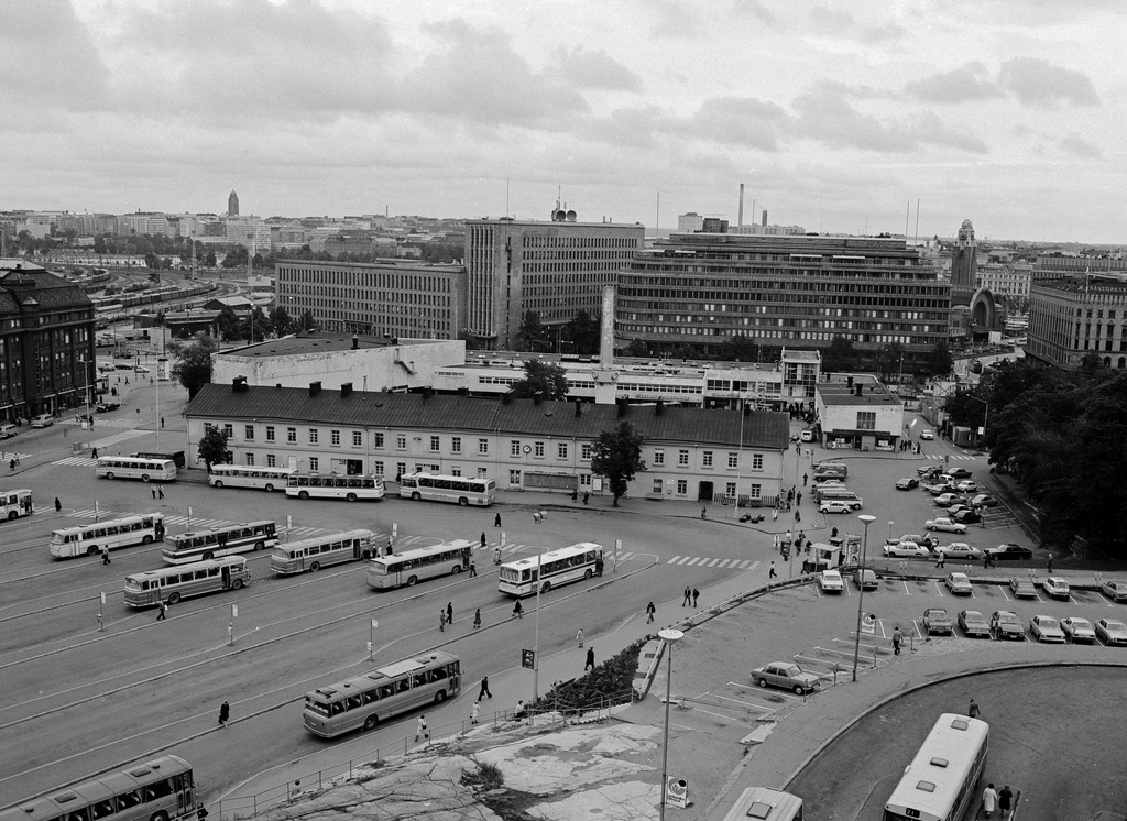 Helsinki Linja-Autoasema Kamppi