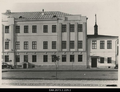 Tartu City Archive house near the Lihaturu  similar photo