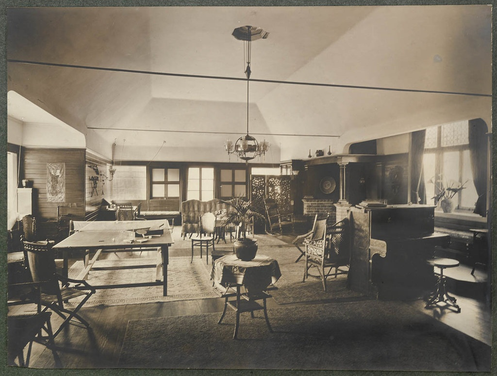 Photograph of the playroom, Ingleholme, n.d. / by unknown photographer
