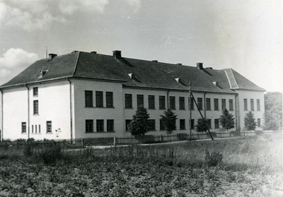 Valga County Puka 8-kl School building  duplicate photo
