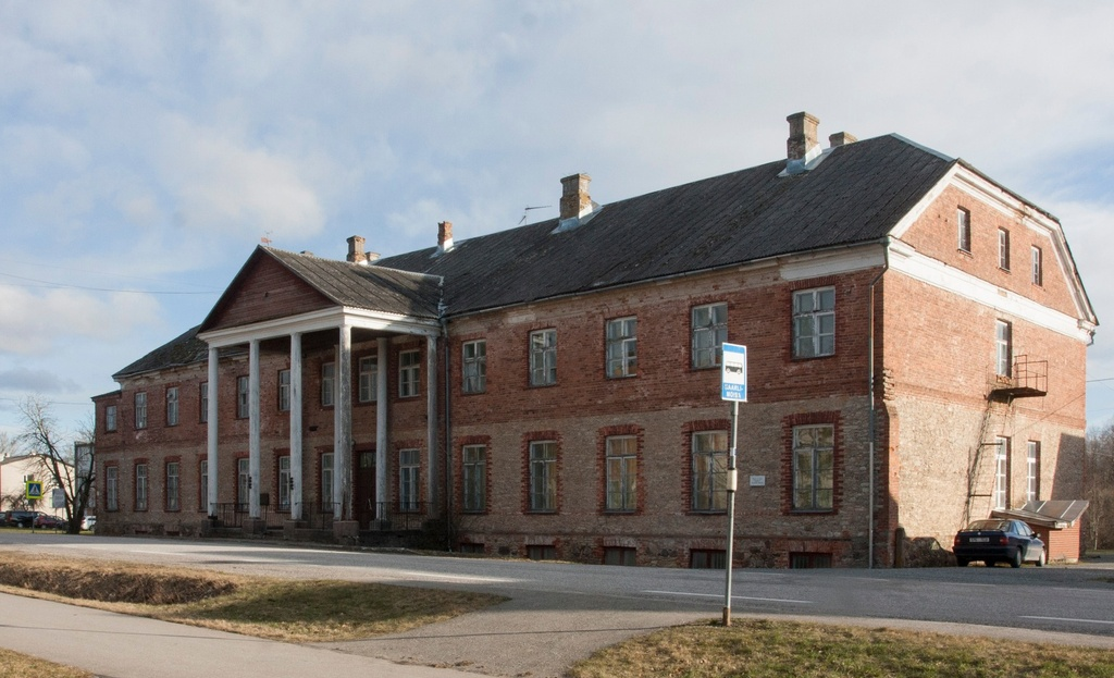 Põltsamaa Industrial School, Buildings, Students Works, Student Works rephoto