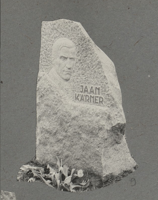 Jaan Kärneri monument
