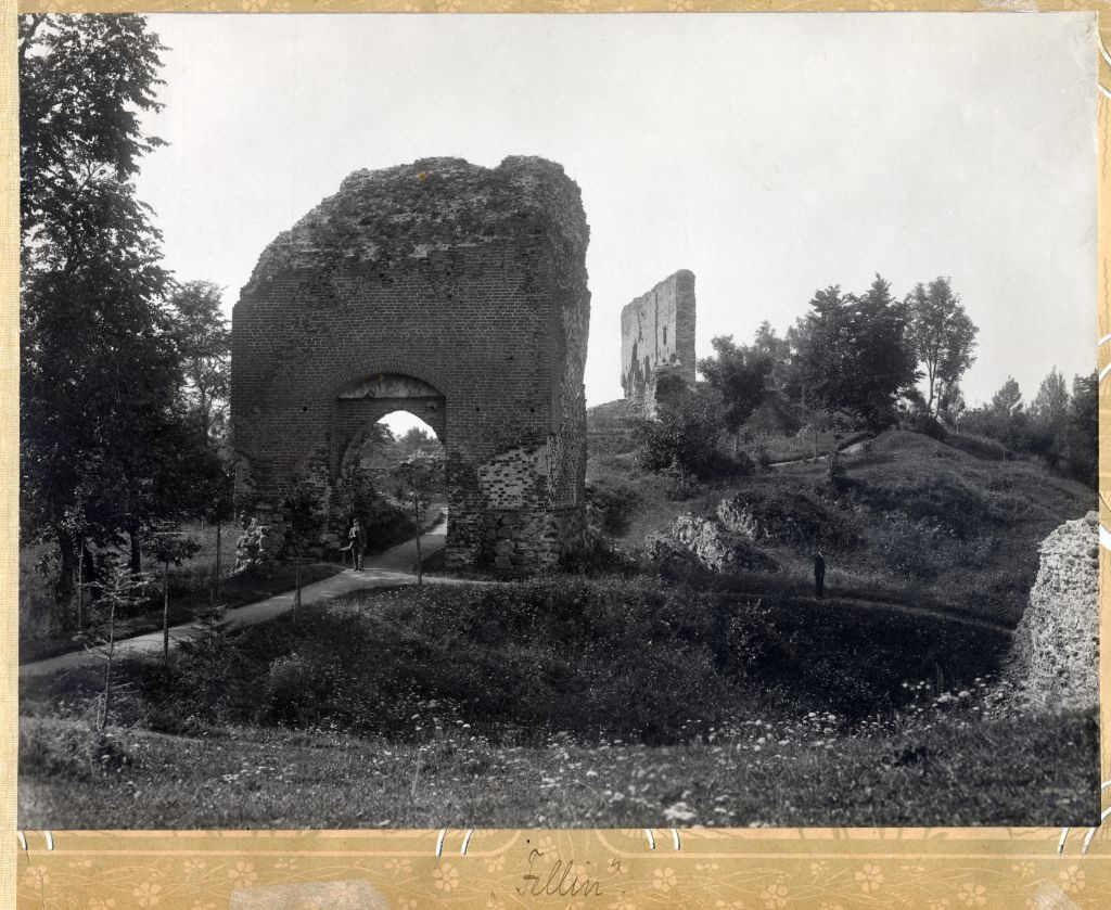 Ruins of the Viljandi Order Gate Building