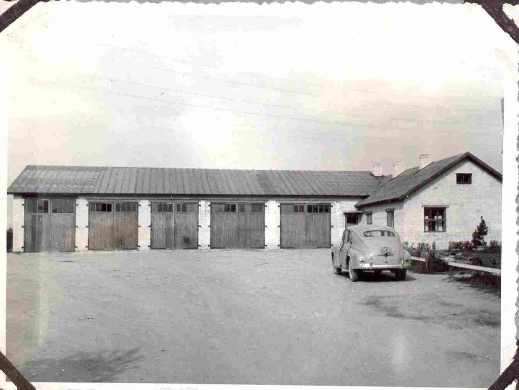 Photo Kilingi-Nõmme Teaching area garage