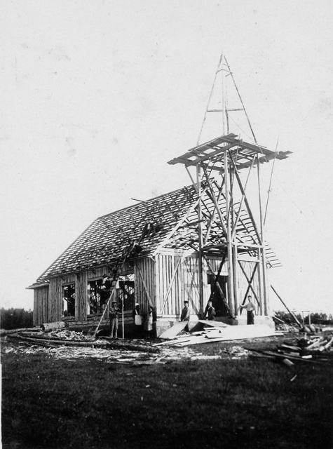 Construction of Puka Metodisti Church
