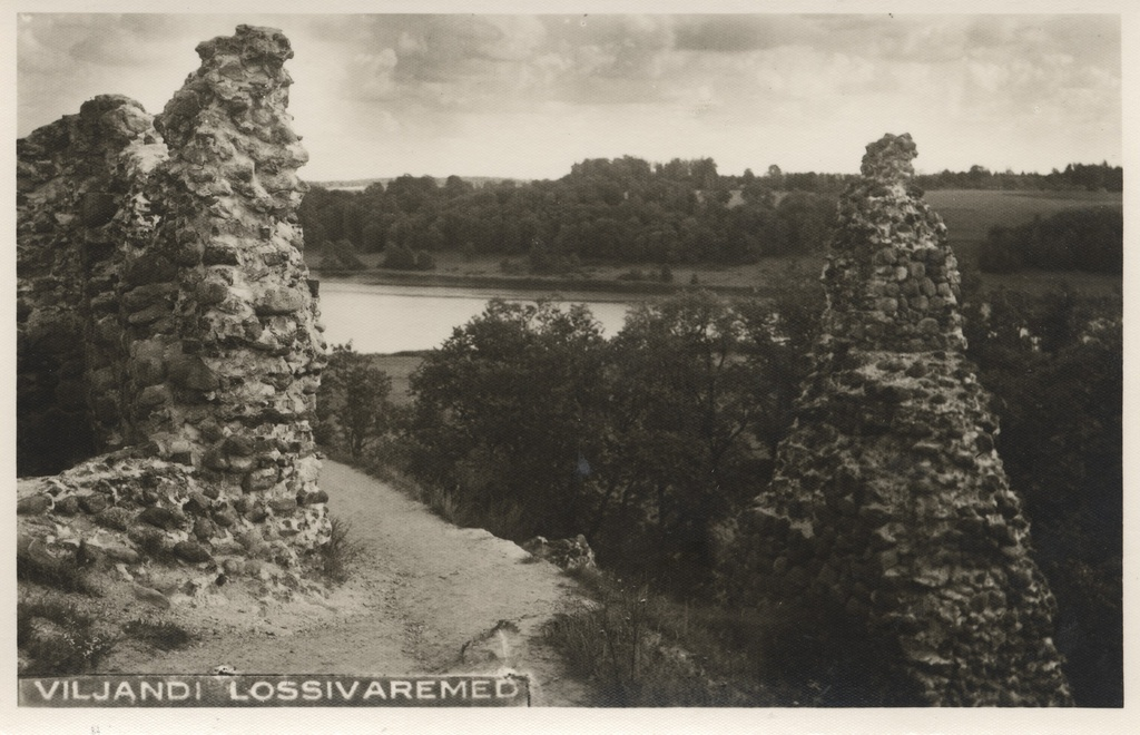 Viljandi lossivaremed