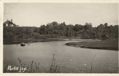 Purtse river  duplicate photo