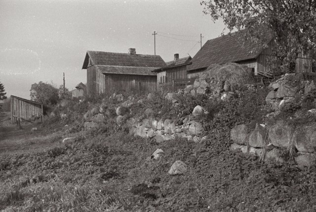 Unidentified building Harju County