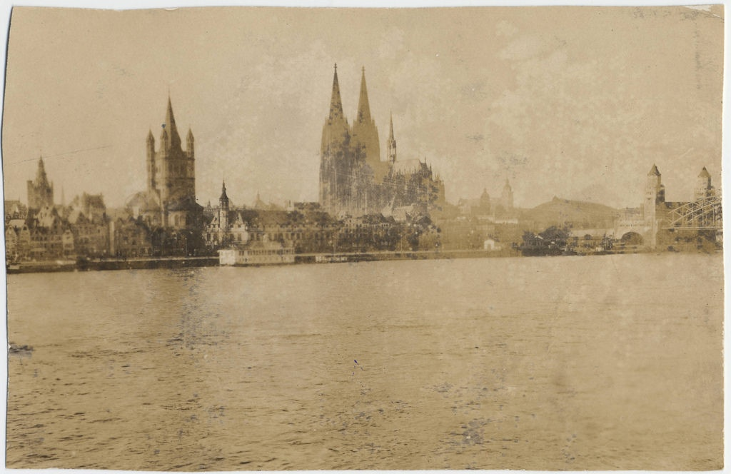 Cologne and the Rhine